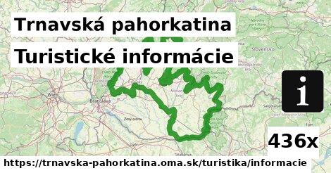 ilustračný obrázok k Turistické informácie, Trnavská pahorkatina