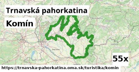 ilustračný obrázok k Komín, Trnavská pahorkatina