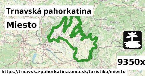 ilustračný obrázok k Miesto, Trnavská pahorkatina