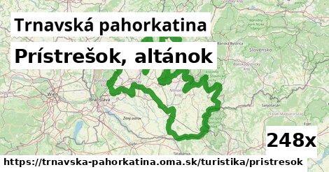 ilustračný obrázok k Prístrešok, altánok, Trnavská pahorkatina