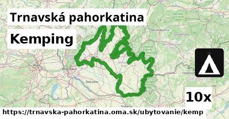 ilustračný obrázok k Kemping, Trnavská pahorkatina