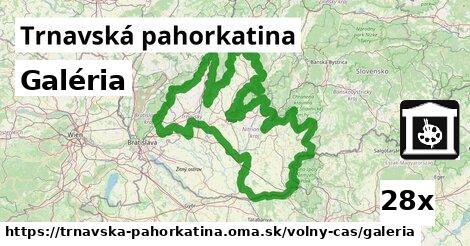 ilustračný obrázok k Galéria, Trnavská pahorkatina
