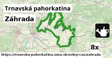 ilustračný obrázok k Záhrada, Trnavská pahorkatina
