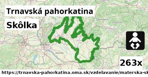 ilustračný obrázok k Skôlka, Trnavská pahorkatina