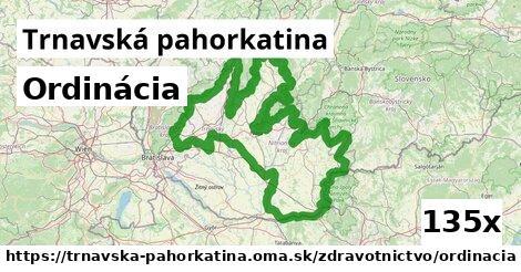 ilustračný obrázok k Ordinácia, Trnavská pahorkatina