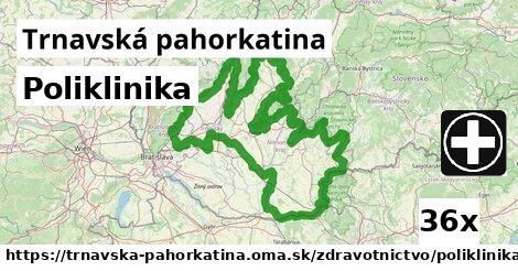ilustračný obrázok k Poliklinika, Trnavská pahorkatina