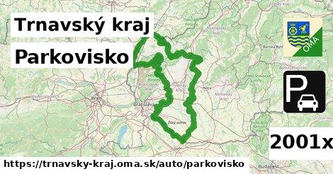 ilustračný obrázok k Parkovisko, Trnavský kraj