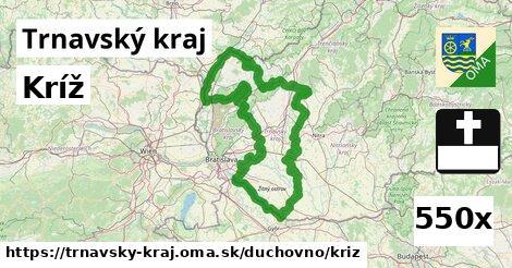 ilustračný obrázok k Kríž, Trnavský kraj
