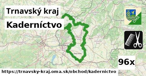 kaderníctvo v Trnavský kraj