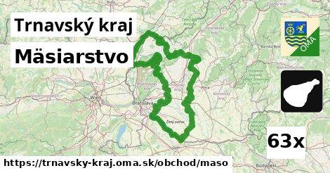 mäsiarstvo v Trnavský kraj