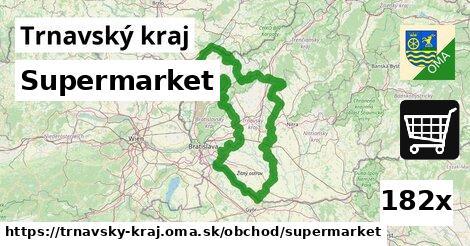 ilustračný obrázok k Supermarket, Trnavský kraj