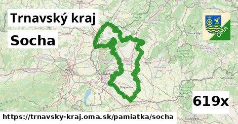 ilustračný obrázok k Socha, Trnavský kraj