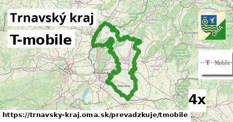 T-mobile v Trnavský kraj