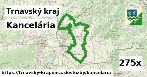 kancelária v Trnavský kraj