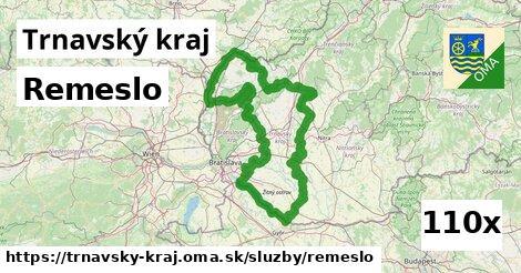 ilustračný obrázok k Remeslo, Trnavský kraj