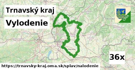 ilustračný obrázok k Vylodenie, Trnavský kraj