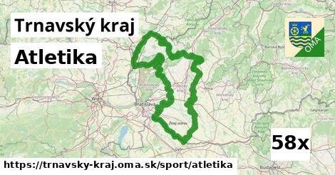 atletika v Trnavský kraj