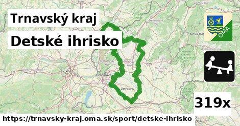 ilustračný obrázok k Detské ihrisko, Trnavský kraj