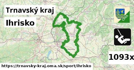 ihrisko v Trnavský kraj