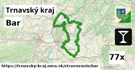 bar v Trnavský kraj