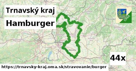 hamburger v Trnavský kraj