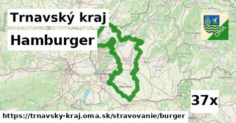 ilustračný obrázok k Hamburger, Trnavský kraj