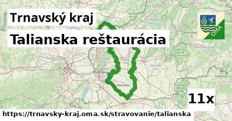 ilustračný obrázok k Talianska reštaurácia, Trnavský kraj