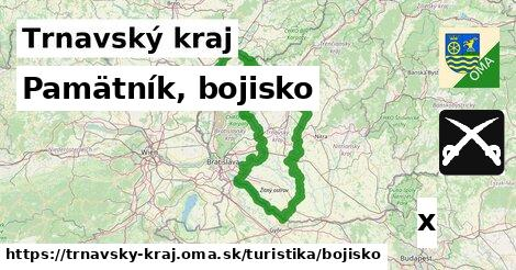 ilustračný obrázok k Pamätník, bojisko, Trnavský kraj