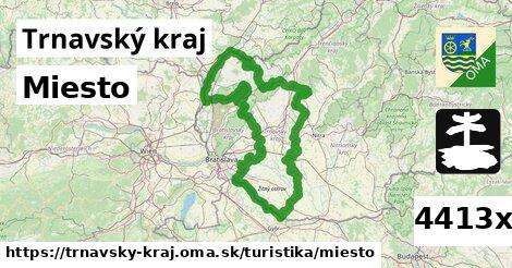 ilustračný obrázok k Miesto, Trnavský kraj