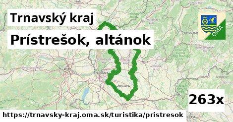 ilustračný obrázok k Prístrešok, altánok, Trnavský kraj