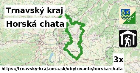 ilustračný obrázok k Horská chata, Trnavský kraj