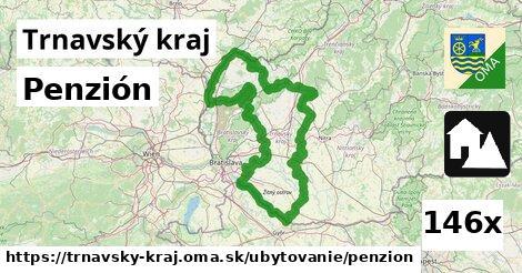 penzión v Trnavský kraj
