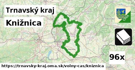 ilustračný obrázok k Knižnica, Trnavský kraj