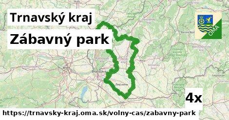 ilustračný obrázok k Zábavný park, Trnavský kraj