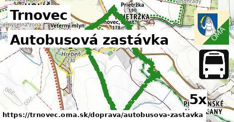 ilustračný obrázok k Autobusová zastávka, Trnovec