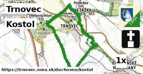 ilustračný obrázok k Kostol, Trnovec