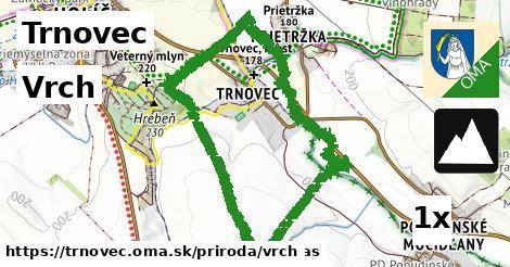 ilustračný obrázok k Vrch, Trnovec