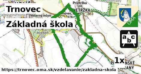 ilustračný obrázok k Základná škola, Trnovec