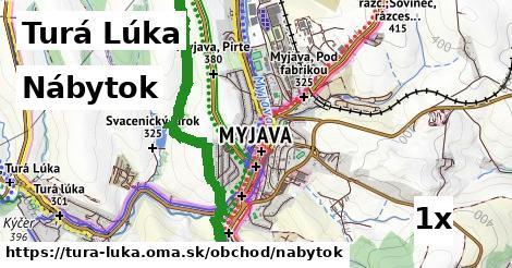 ilustračný obrázok k Nábytok, Turá Lúka