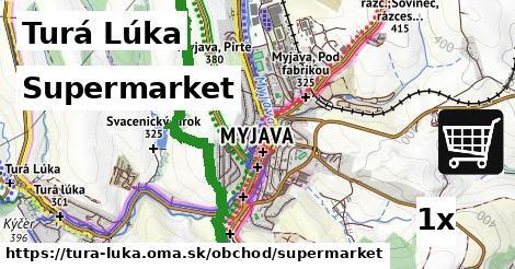 ilustračný obrázok k Supermarket, Turá Lúka