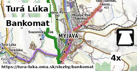 ilustračný obrázok k Bankomat, Turá Lúka