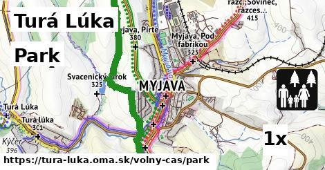 park v Turá Lúka