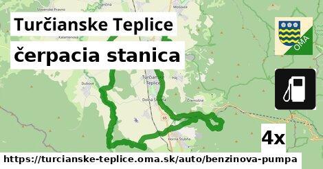 ilustračný obrázok k čerpacia stanica, Turčianske Teplice