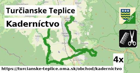ilustračný obrázok k Kaderníctvo, Turčianske Teplice