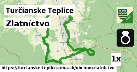 zlatníctvo v Turčianske Teplice