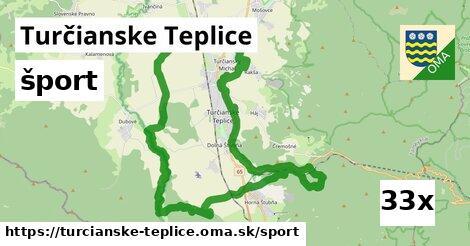 šport v Turčianske Teplice