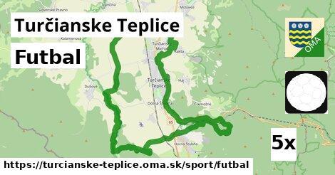 futbal v Turčianske Teplice