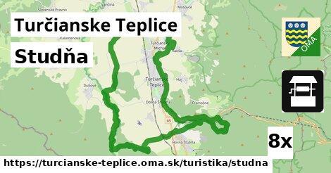 studňa v Turčianske Teplice