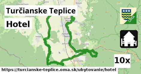 ilustračný obrázok k Hotel, Turčianske Teplice