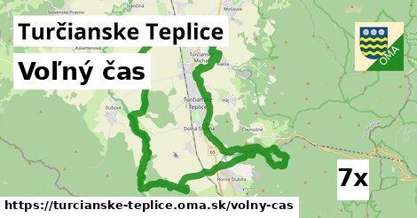 voľný čas v Turčianske Teplice